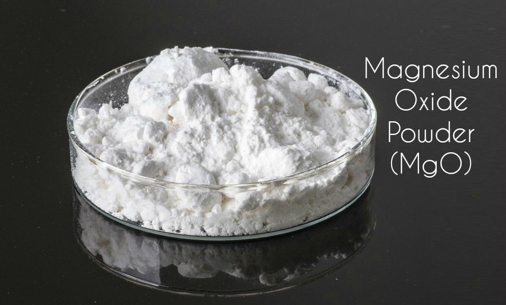 Magnesium Oxide Powder Industrial Uses