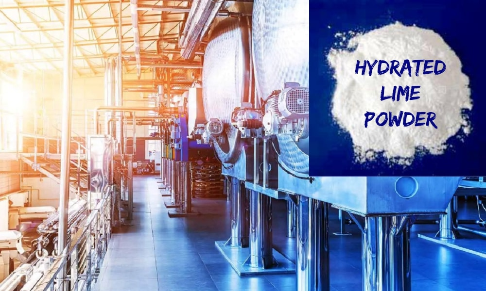 Uses of Hydrated Lime Powder in Chemical Industry